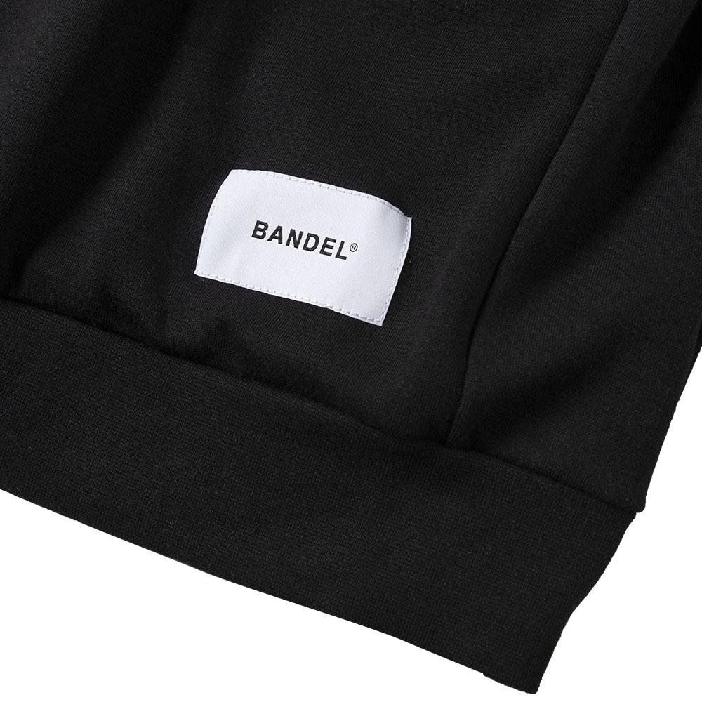 BANDEL フーディー Box Logo Hoodie BAN-HD022 Black