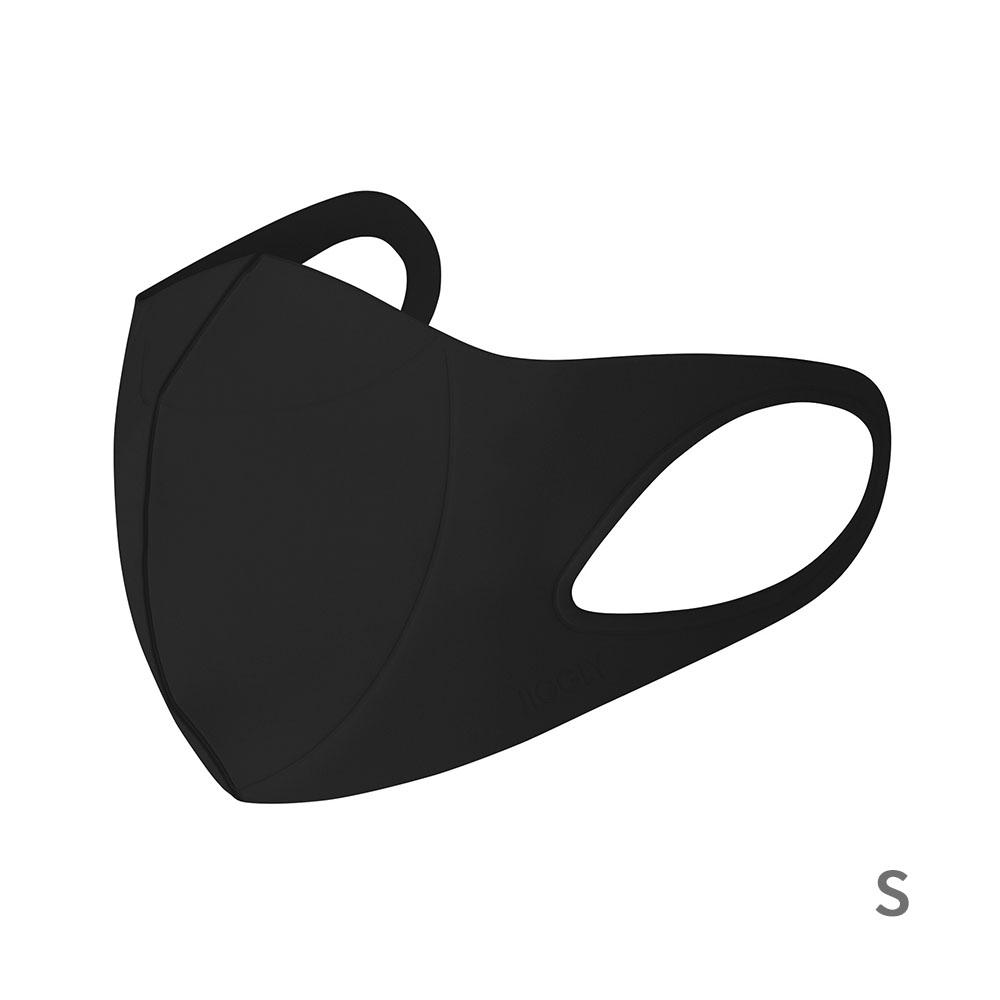 JIGGLY ウルトラパフマスク BLACK