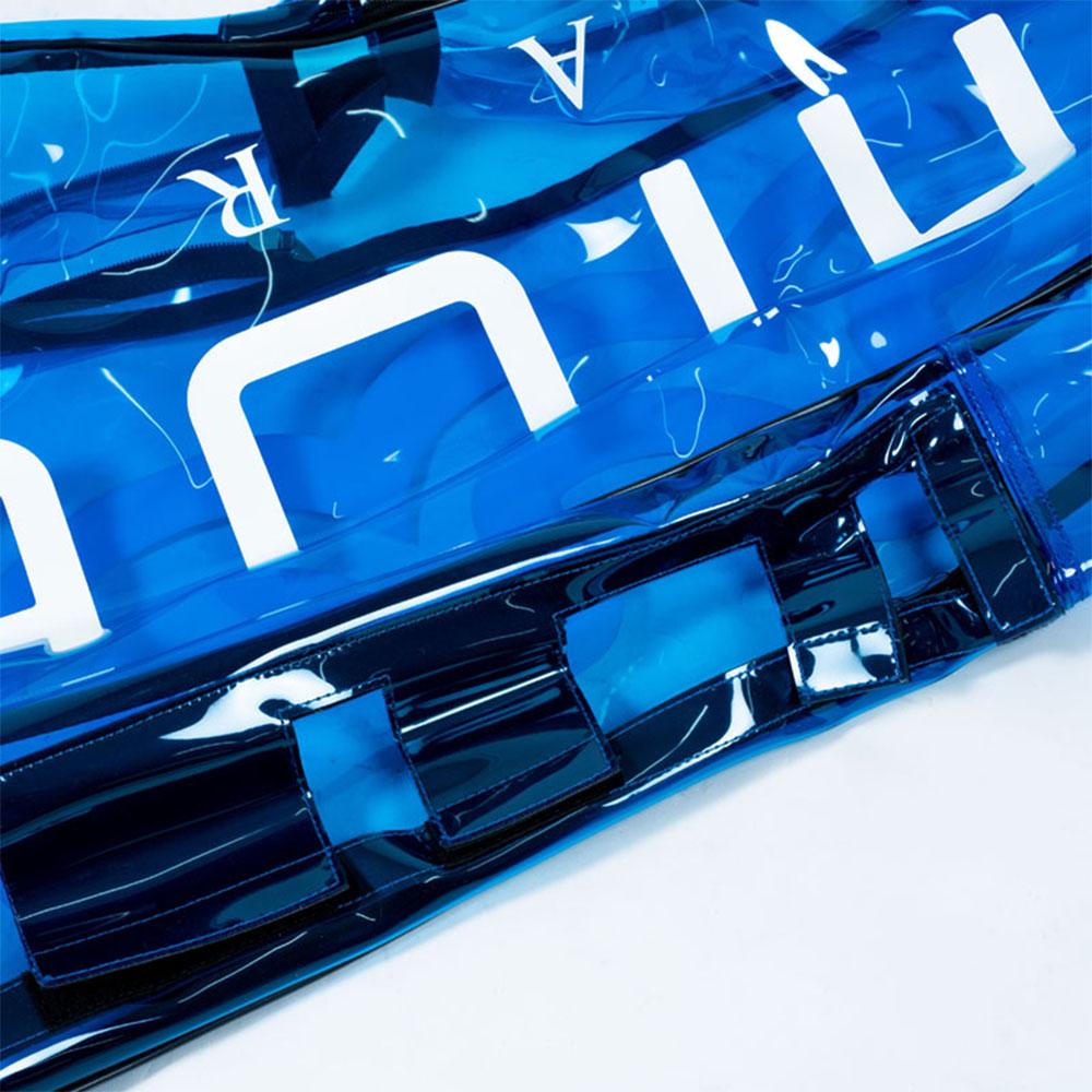 muta MARINE GOLF クリアレインカバー MGAD-752001 BLUE