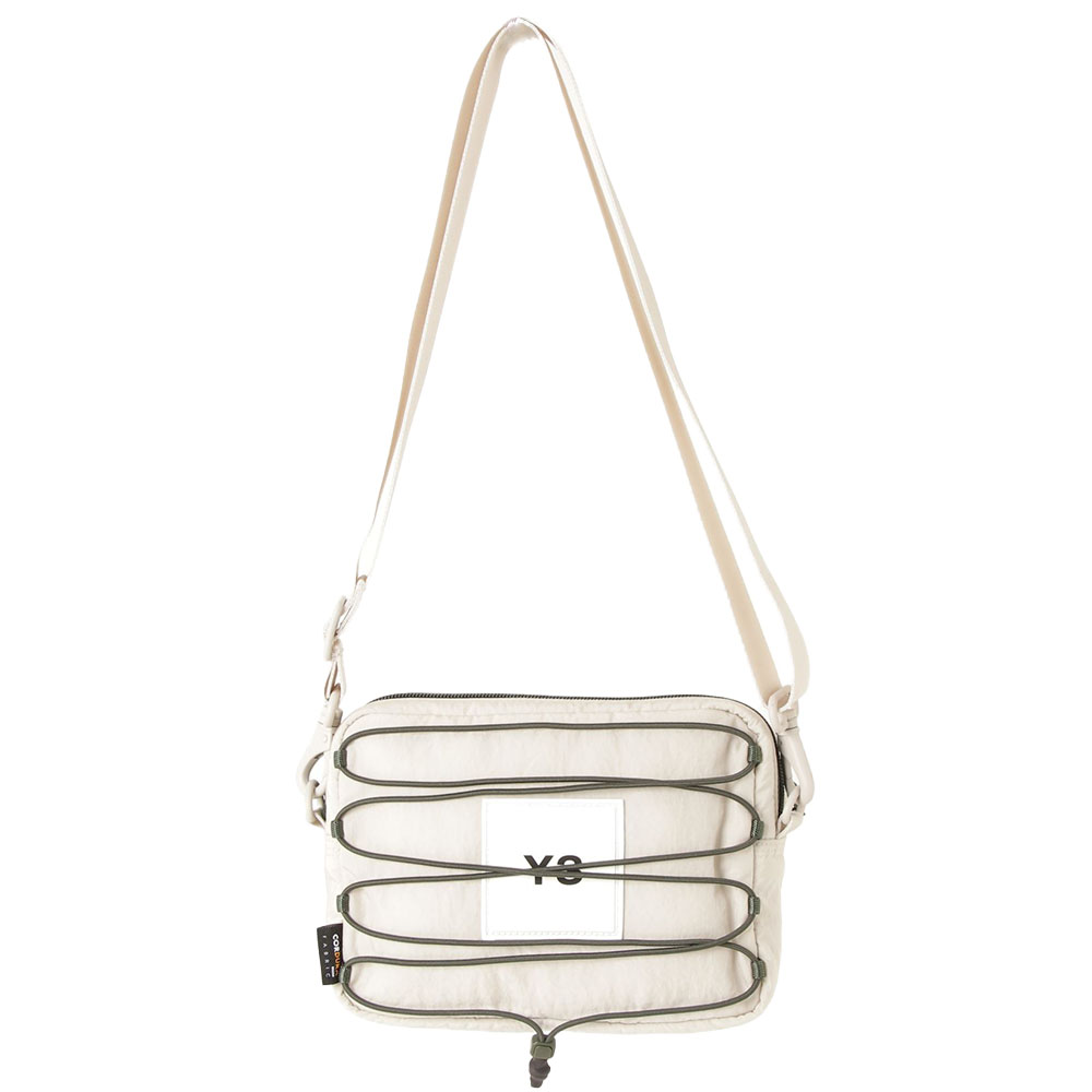 Y-3 ウエストバッグ CLASSIC SLING BAG HA6519 CLEAR BROWN