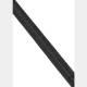 OFF-WHITE ベルト INDUSTRIAL BELT BLACK