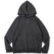 BANDEL フーディー Vertical Print Hoodie BAN-HD023 Charcoal Grey