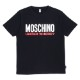 MOSCHINO Tシャツ T-SHIRT 1915-BLACK