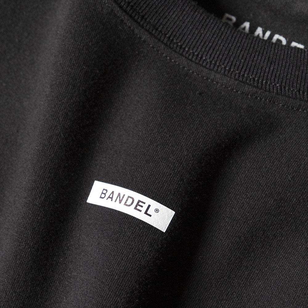 BANDEL ロンT The POWER&FORCE Long Sleeve T BAN-LT024 Black