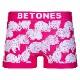 BETONES ボクサーパンツ TINO-TIN001 PINK