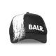 BALR. キャップ CHALK STRIPED CAP B10311 BLACK