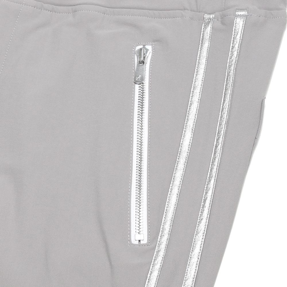 RESOUND CLOTHING パンツ Johnson LINE NYLON PT RC20-ST-009 GREYxSILVER