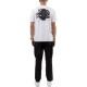 STAMPD Tシャツ Lennox Brick SS tee WHITE