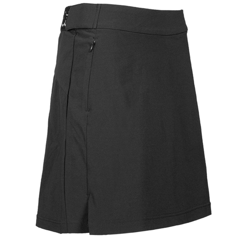 muta MARINE スカート ストレッチナイロン MMBC-191205 BLACK