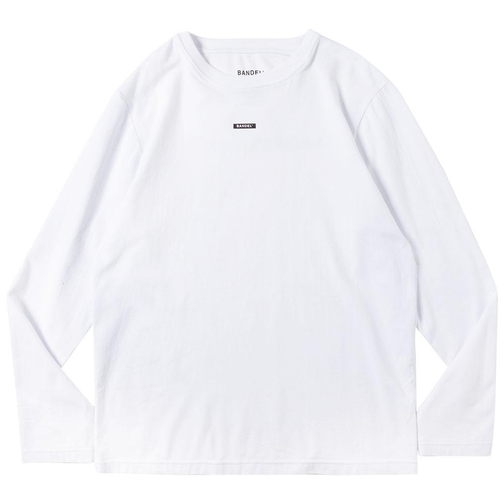 BANDEL ロンT The POWER&FORCE Long Sleeve T BAN-LT024 White