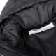 OFF WHITE オフホワイト ダウンジャケット OWEA174E19A39069 BLACKxBLACK 36