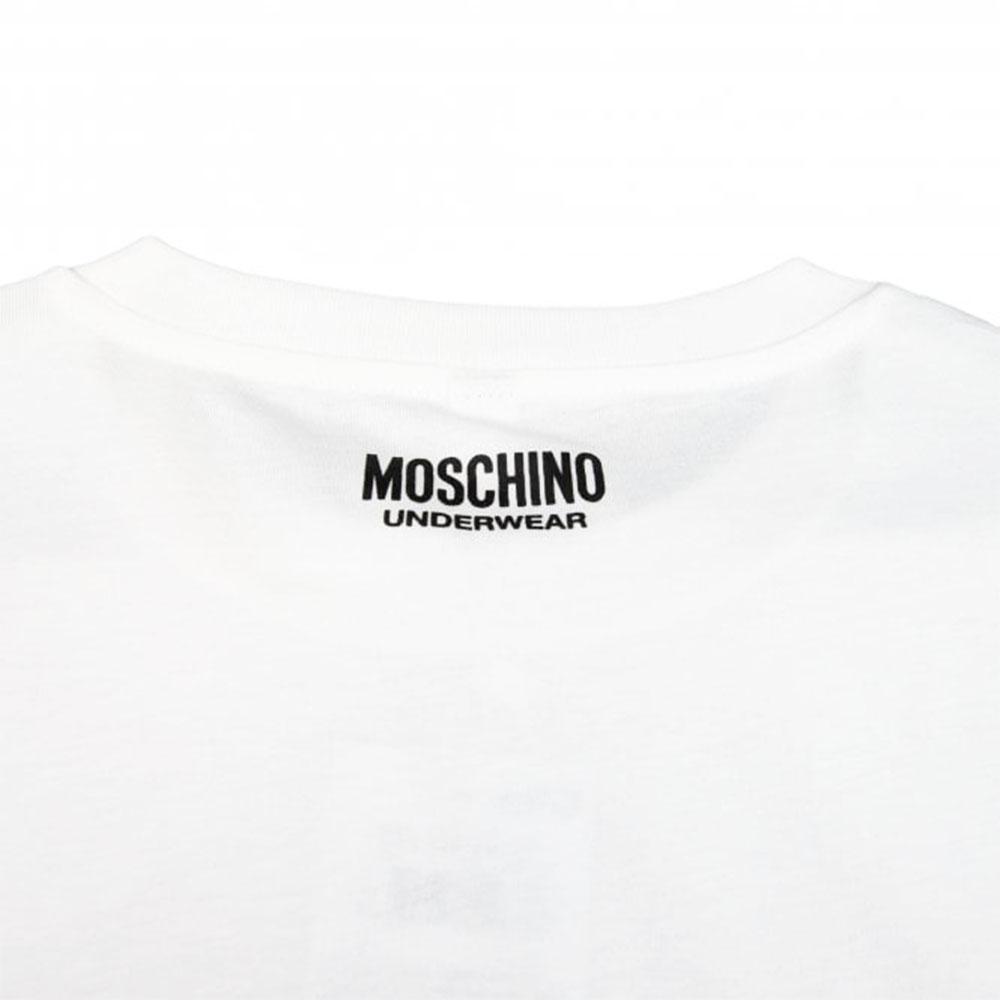 MOSCHINO Tシャツ T-SHIRT 1916-WHITE