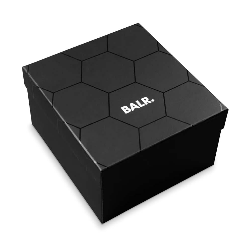 BALR. スニーカー EE PREMIUM SOCK SNEAKER V10 B10519 BLACK
