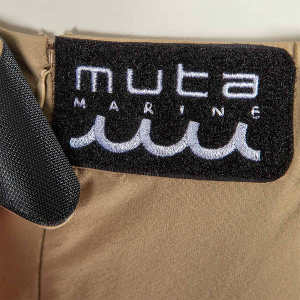 muta MARINE スカート ストレッチナイロン MMBC-191205 BEIGE