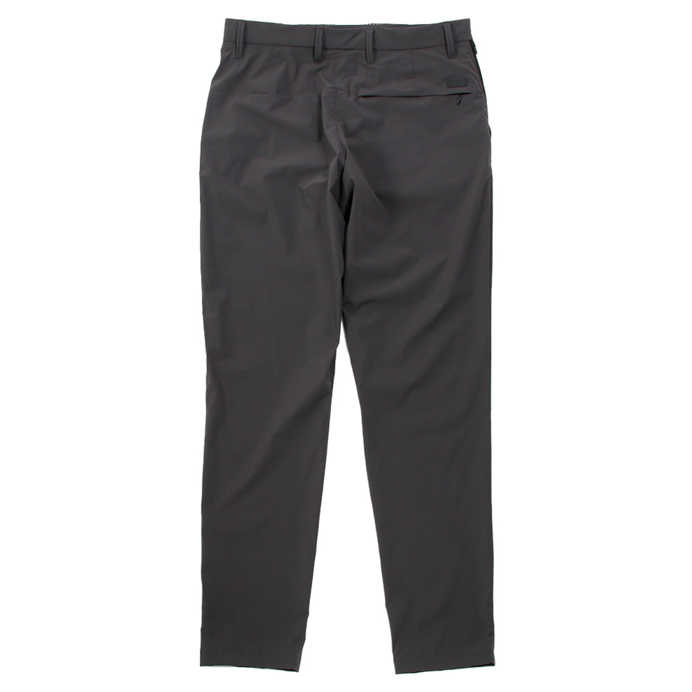 H.I.P. by SOLIDO パンツ FETHER WEIGHT RE.TAFFETA TAPERED PANTS MHSL21S5060-S CHARCOAL GREY