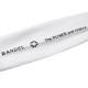 BANDEL ロンT Sleeve Design Long Sleeve T BAN-LT025 White