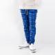 【7月末入荷/予約】RESOUND CLOTHING パンツ Blind LINE PT BASIC-ST-008 UKCHECKBLUE