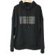 RESOUND CLOTHING フーディ BOX LOGO Boa fleece loose hoodie RC17-C-002 / BLACK