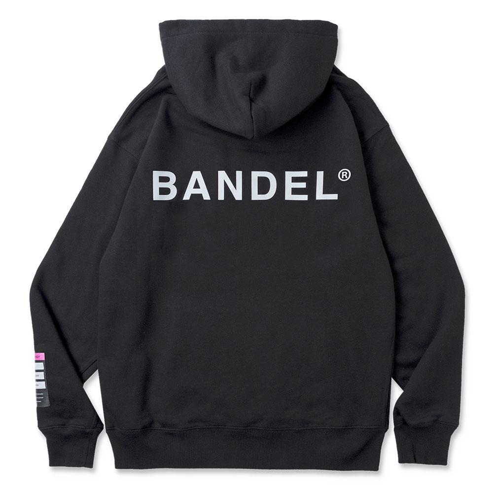 BANDEL フーディー Color Benefit BAN-HD018 ENERGY BlackxPink