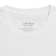 Seagreen ロンT ORGANIC COTTON JERSEY LONG SLEEVE T-SHIRT MSEA21S8201-M WHITE