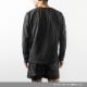 BANDEL ロンT Sleeve Design Long Sleeve T BAN-LT025 Black