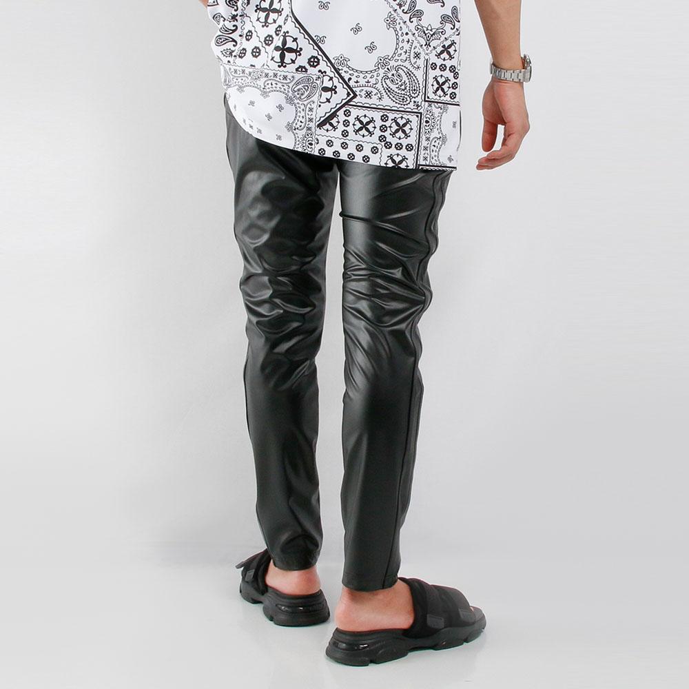 RESOUND CLOTHING パンツ Blind LINE PT BASIC-ST-008 LBKxBK