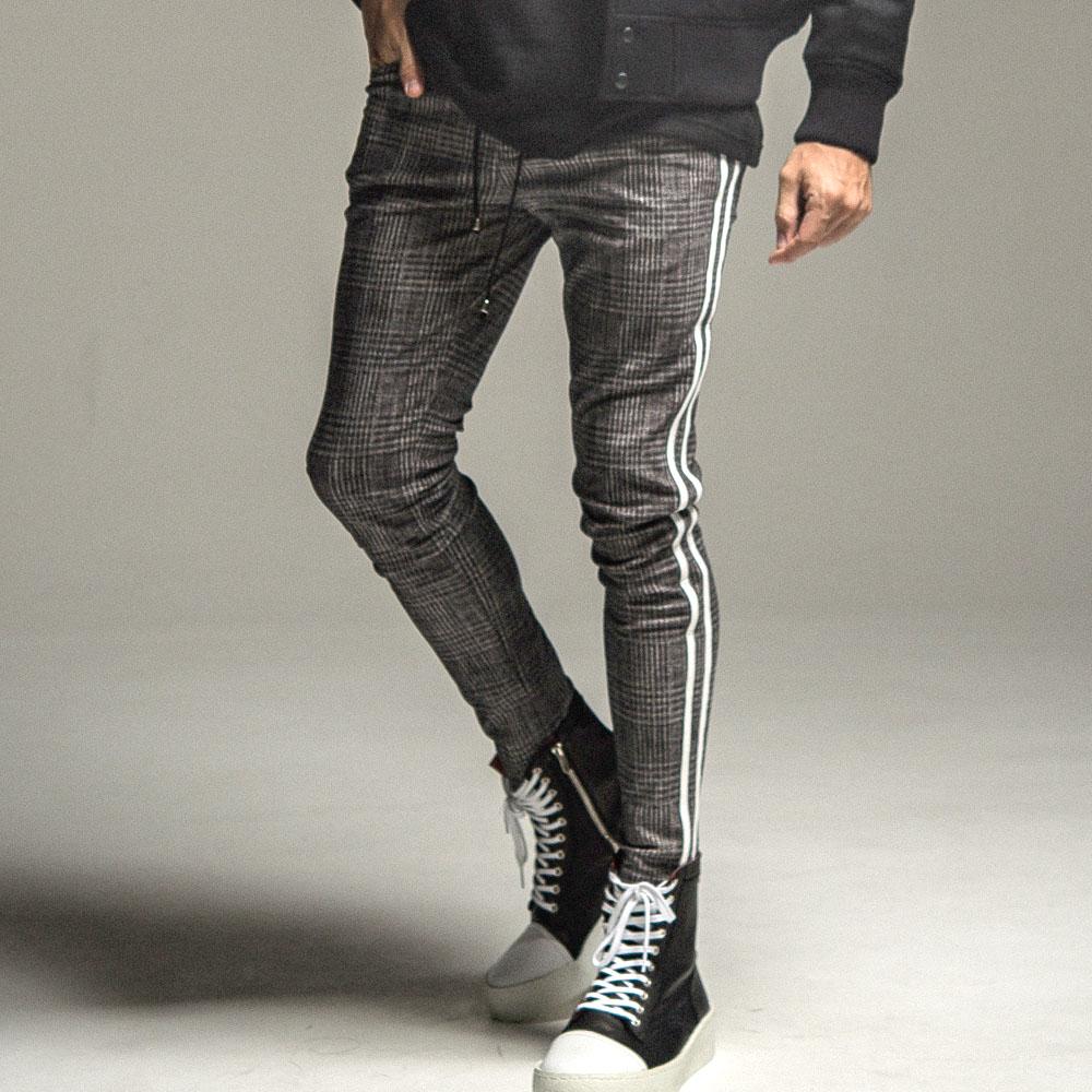 【予約】 RESOUND CLOTHING パンツ Blind LINE HEAT PT RC22-ST-008H GREYxCHECK