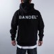 BANDEL フーディー Color Benefit BAN-HD018 CHILL BlackxYellow