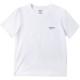 BANDEL Tシャツ Vertical Print Short Sleeve T BAN-T026 White