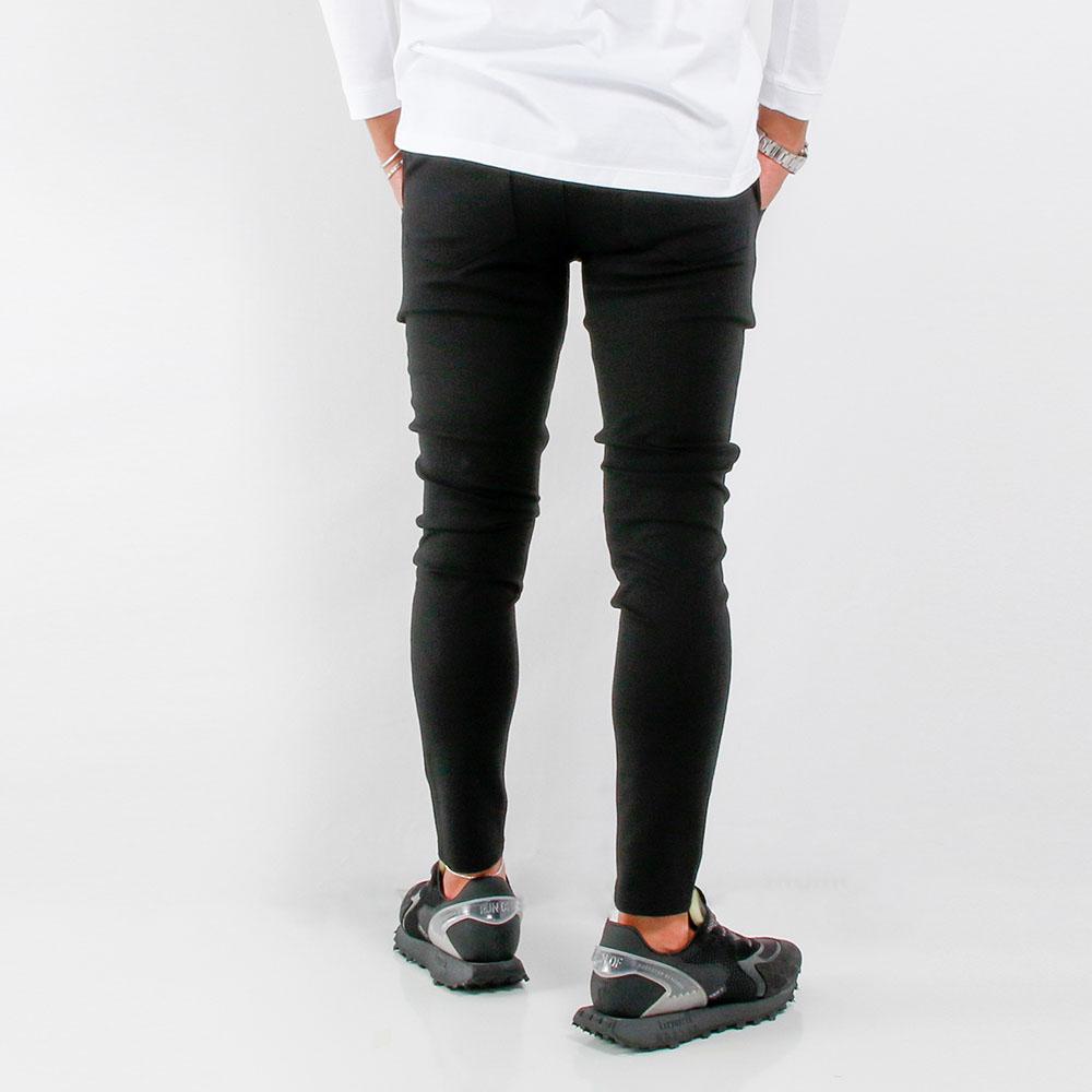 【7月末入荷/予約】RESOUND CLOTHING パンツ EDGE PT BASIC-ST-014 BLACKxWHITE