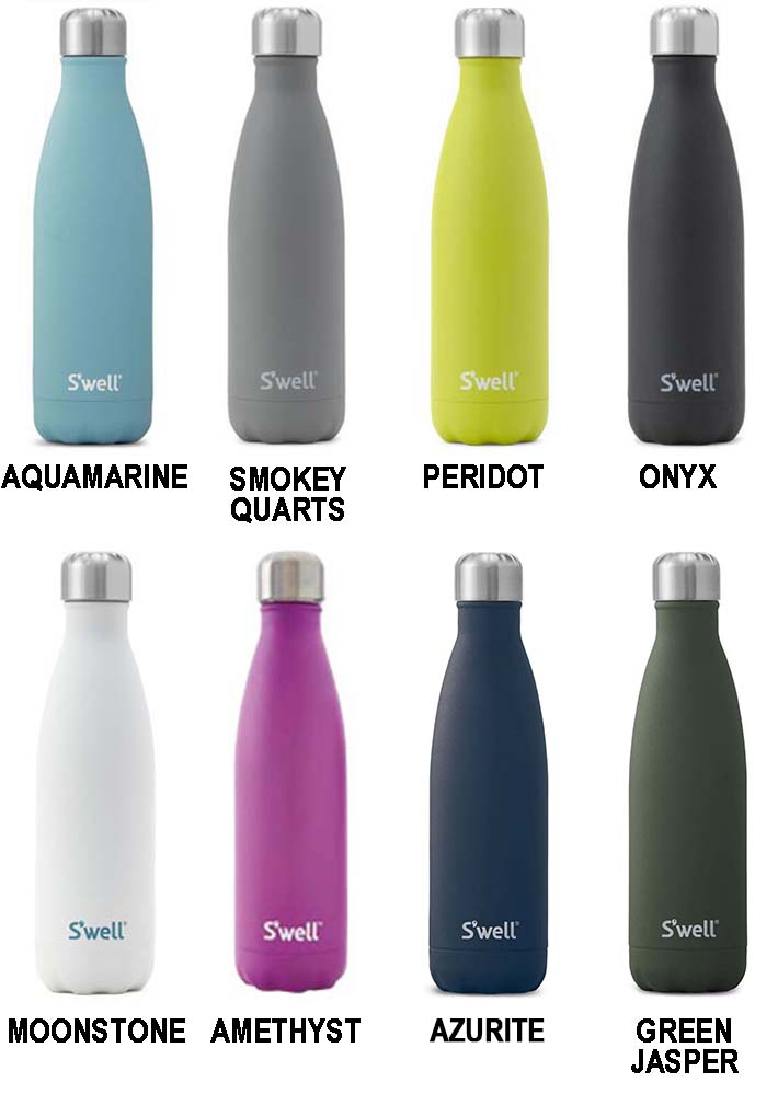 S'well Bottle スウェル 水筒 ボトル STONE コレクション 17oz 500ml
