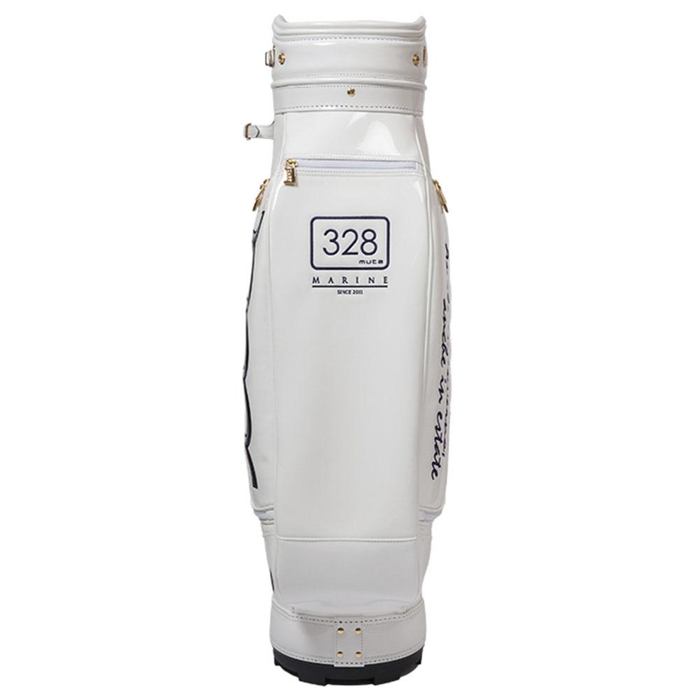 muta MARINE GOLF 2020 自立式キャディバッグ MGAD-749008 WHITE