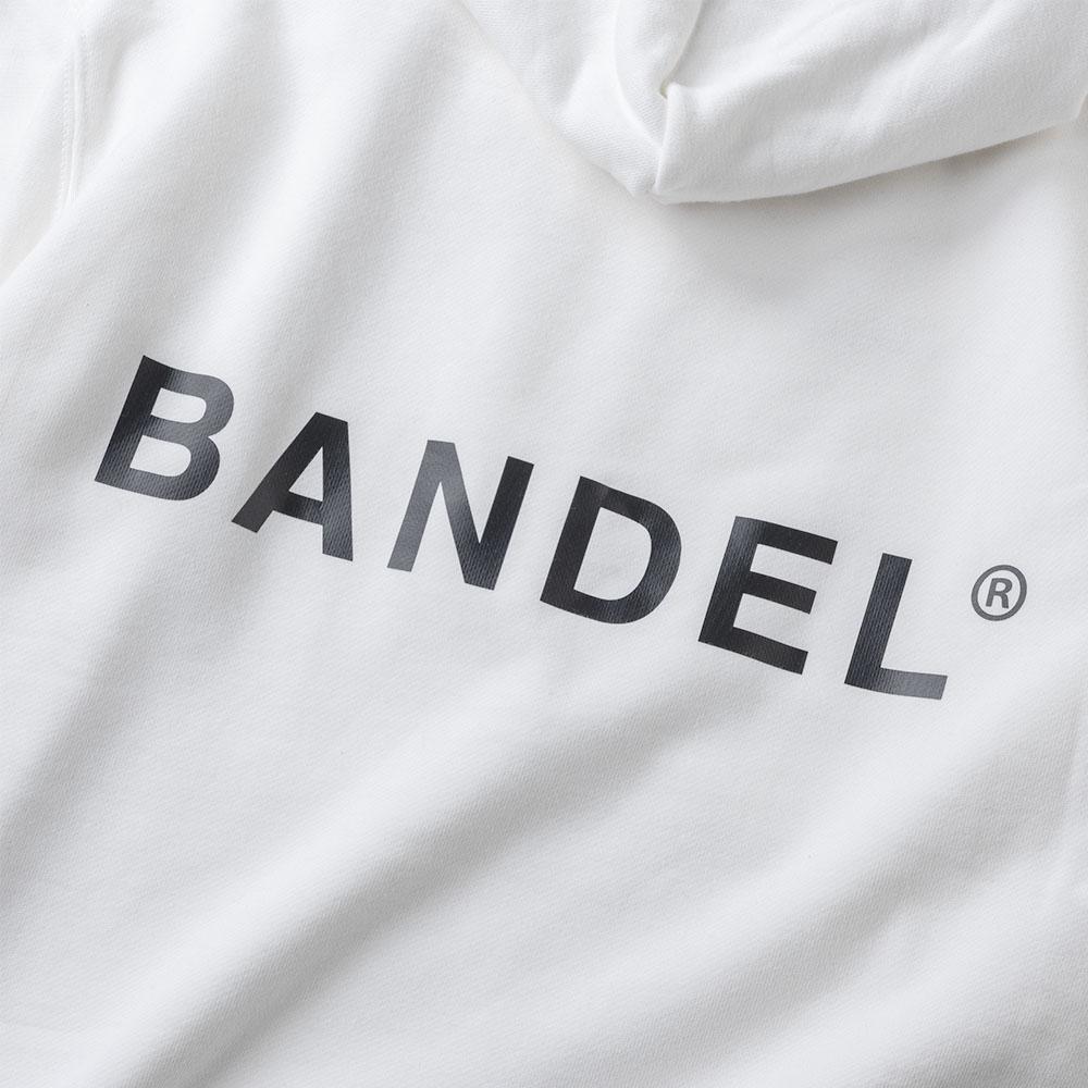 BANDEL フーディー Color Benefit BAN-HD018 HEALTH WhitexGreen