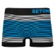 BETONES ビトーンズ ボクサーパンツ NEON4-B006 BLACKxBLUE