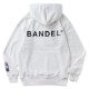 BANDEL フーディー Color Benefit BAN-HD018 ENERGY WhitexPink