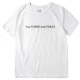 BANDEL Tシャツ The POWER&FORCE Short Sleeve T BAN-T027 White
