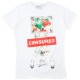 TRACT Tシャツ ART FOR LOVE TR170M WHITE