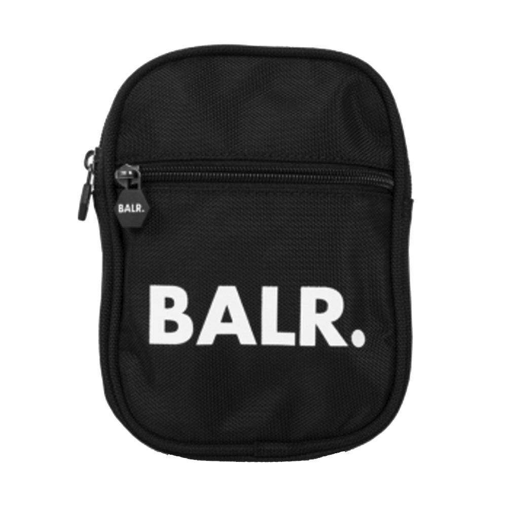 BALR. ショルダーバッグ U-SERIES CROSS BODY BAG B10035 BLACK