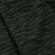 Seagreen フーディー ZEBRA PILE JQ HOODIE MSEA21S8088-M BLACK