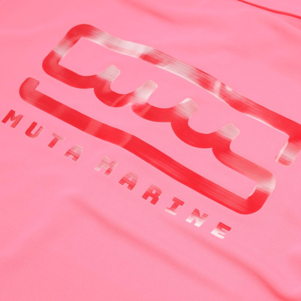 muta MARINE ポロシャツ MMAX-446093 PINK