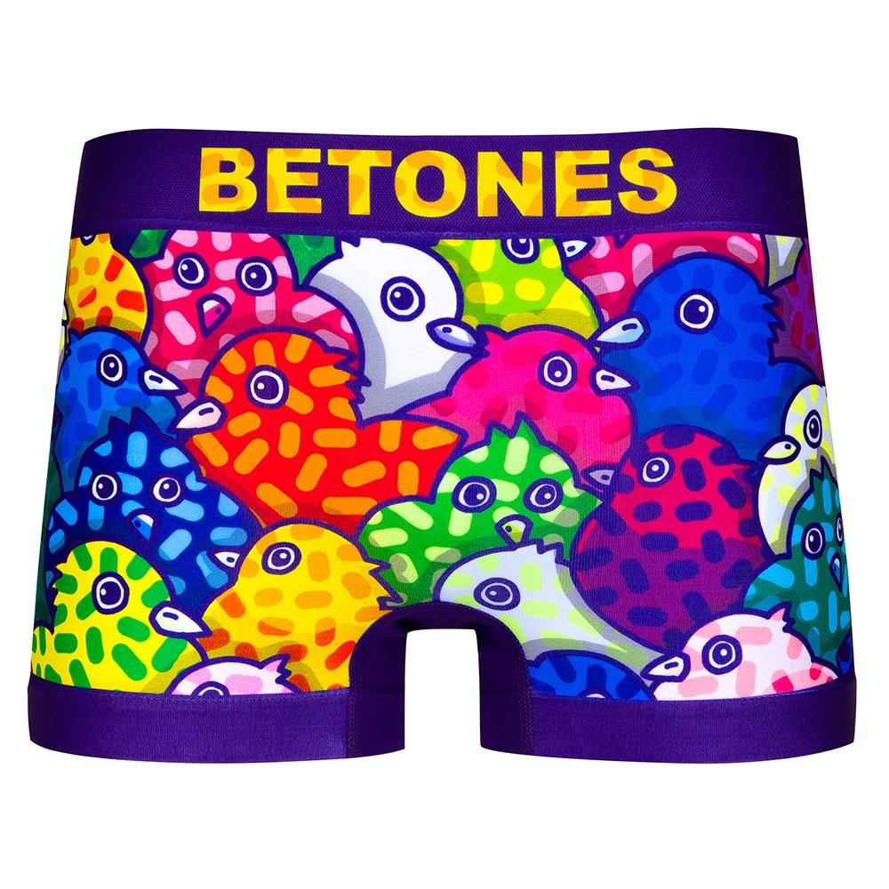 BETONES ボクサーパンツ PIPI-PII001 BLUE