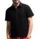 RESOUND CLOTHING ポロシャツ LYNX POLO RC20-T-016 BLACK