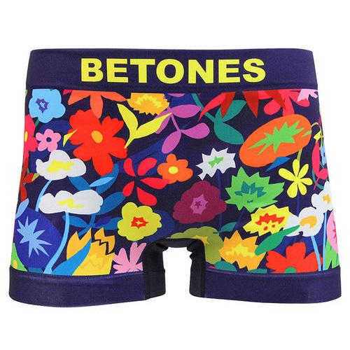 BETONES ビトーンズ MENS ボクサーパンツ RIRIPON RIR001 PURPLE