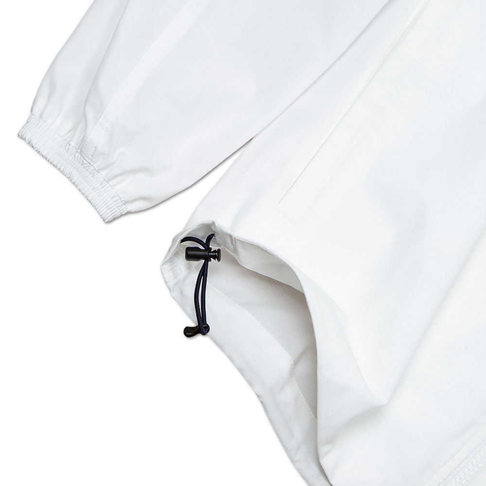 muta MARINE ムーブフィットパーカー MMMK-443070 WHITE