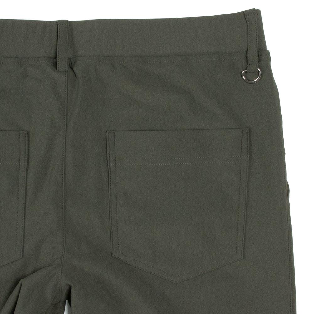 【7月末入荷/予約】RESOUND CLOTHING パンツ CHRIS EASY PANTS RC21-ST-016 NYLONKHAKI