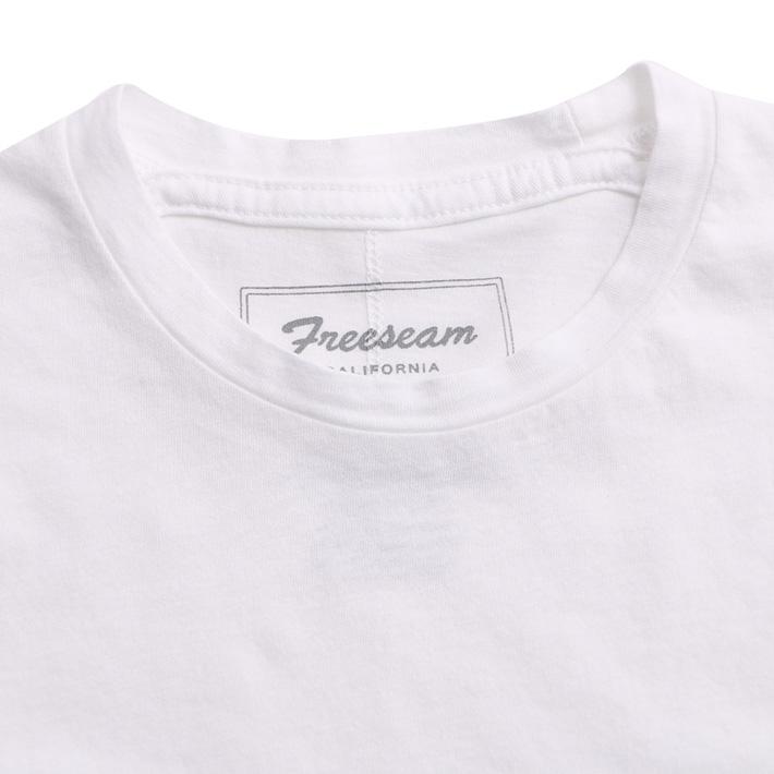 FREESEAM フリーシーム Tシャツ LFS16S8009 WHITE