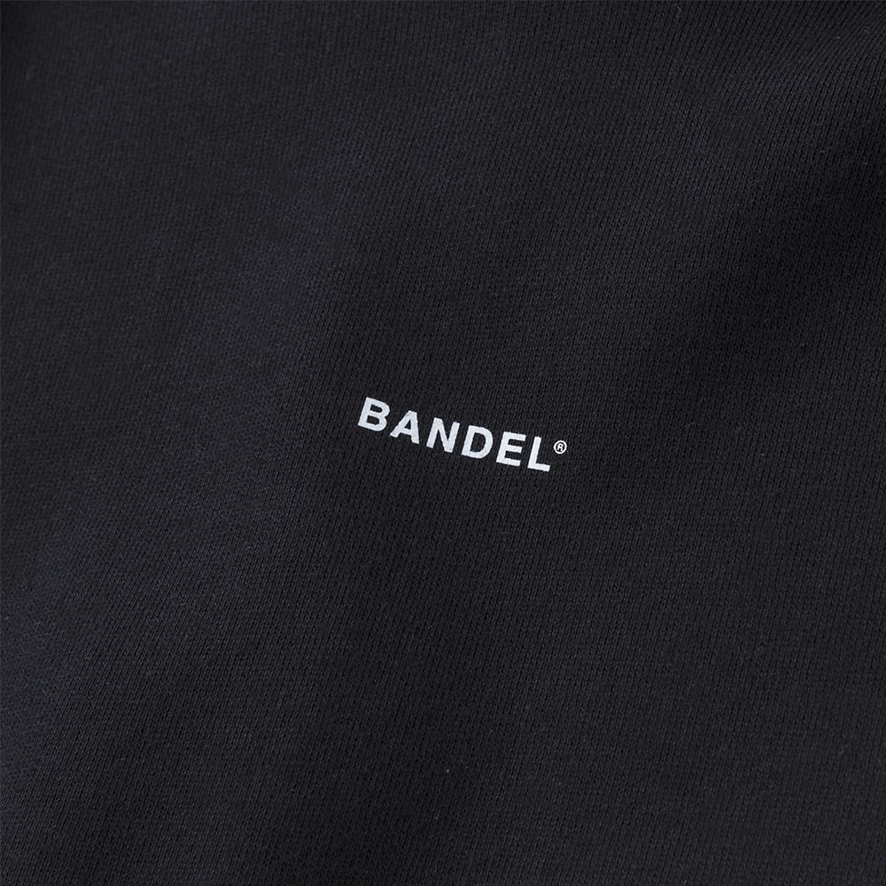 BANDEL フーディー GHOST Concept Notes BAN-HD017 BlackxNeonOrange