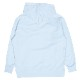 Y-3 フーディー CLASSIC CHEST LOGO HOODIE HB3448 BLUE TINT