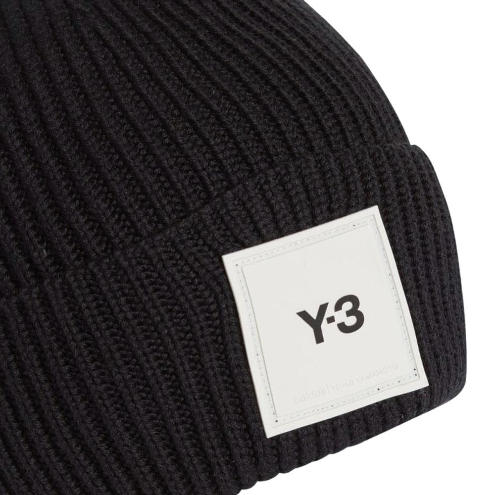 Y-3 ビーニー H54025 BLACK
