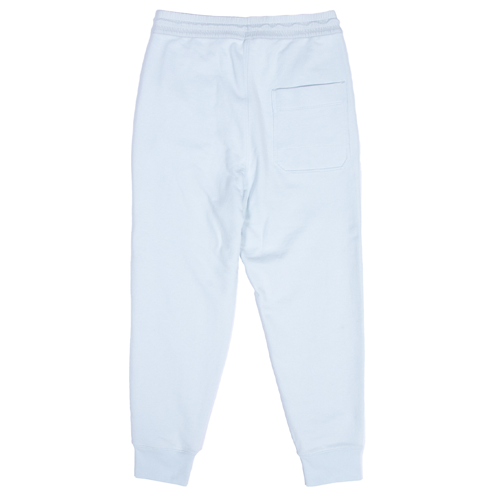 Y-3 パンツ M CLASSIC TERRY CUFFED PANTS HB3454 BLUE TINT